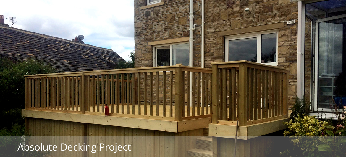 Absolute Decking Company Project